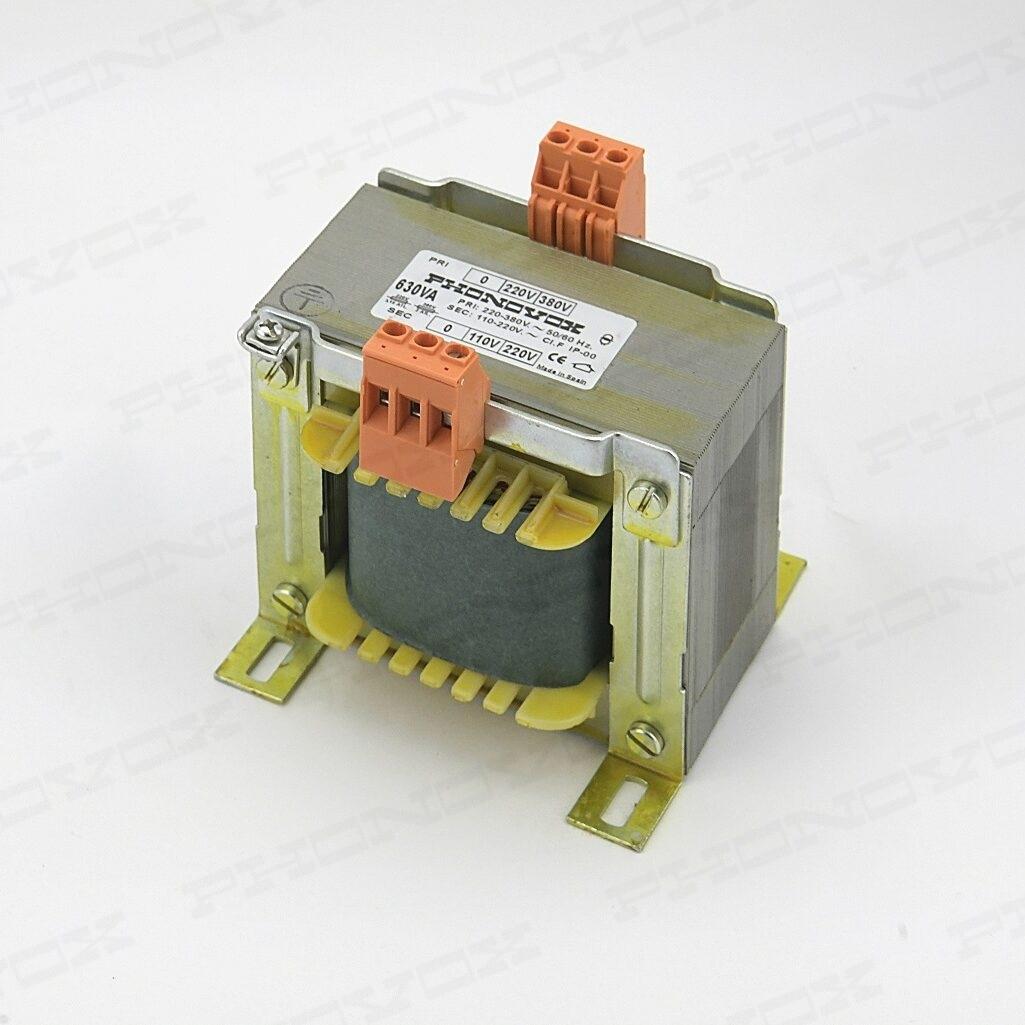 TS 20 Isolating Transformers 380/220-110/220 VAC