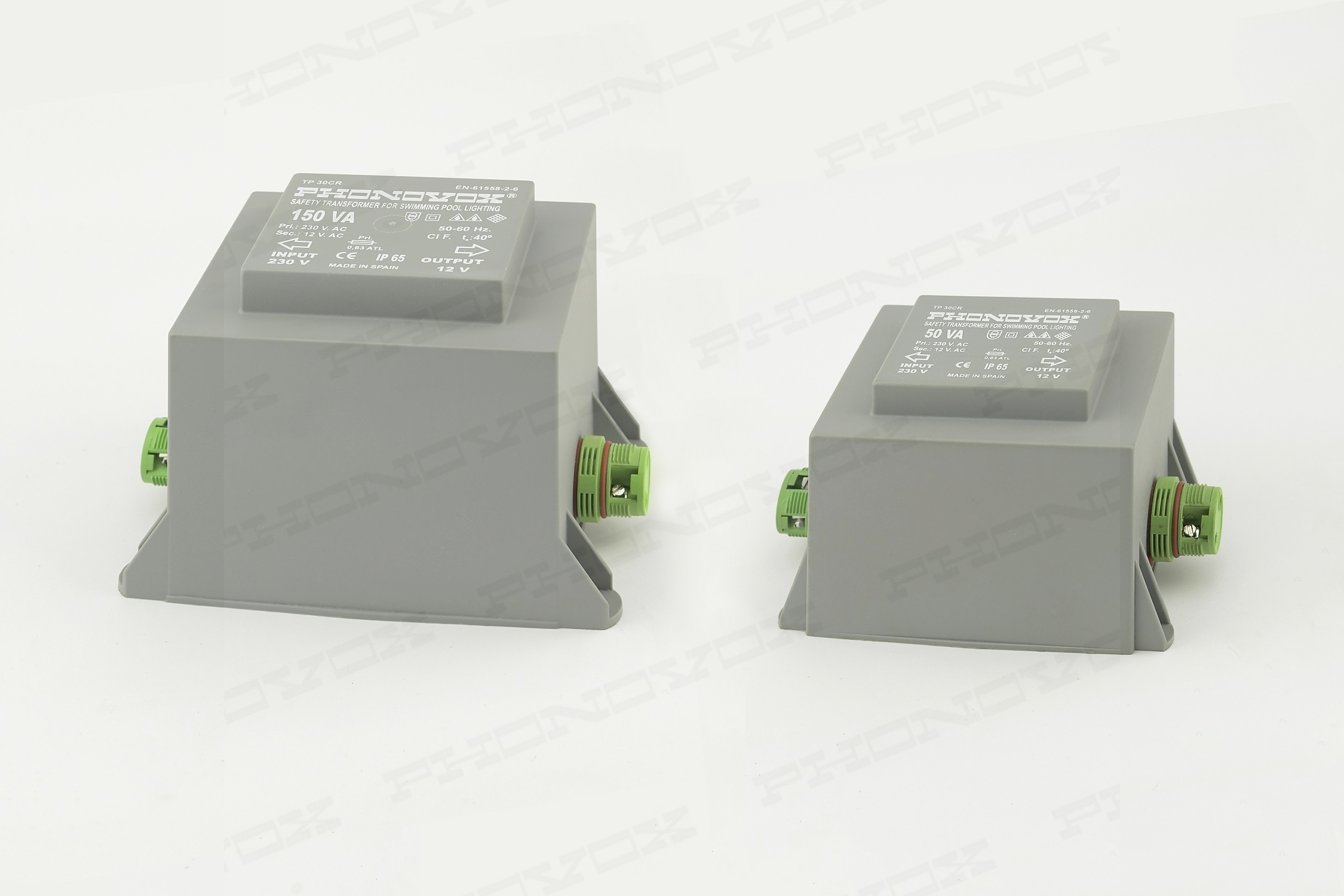 TP30CR SAFETY TRANSFORMER FOR SWIMMING POOL LIGHTING